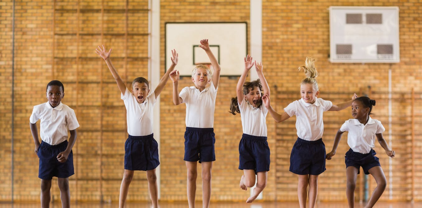Most Teens Physical Activity Occurs At >> How Physical Activity In Australian Schools Can Help Prevent