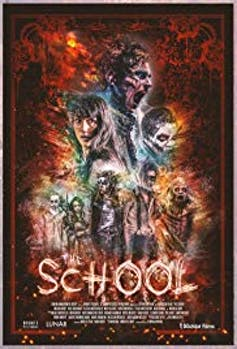 The best thing about the new Oz horror film The School is its poster