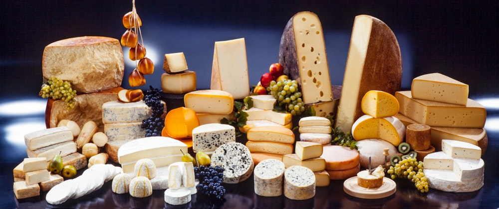 Copyright law does not protect the taste of cheese