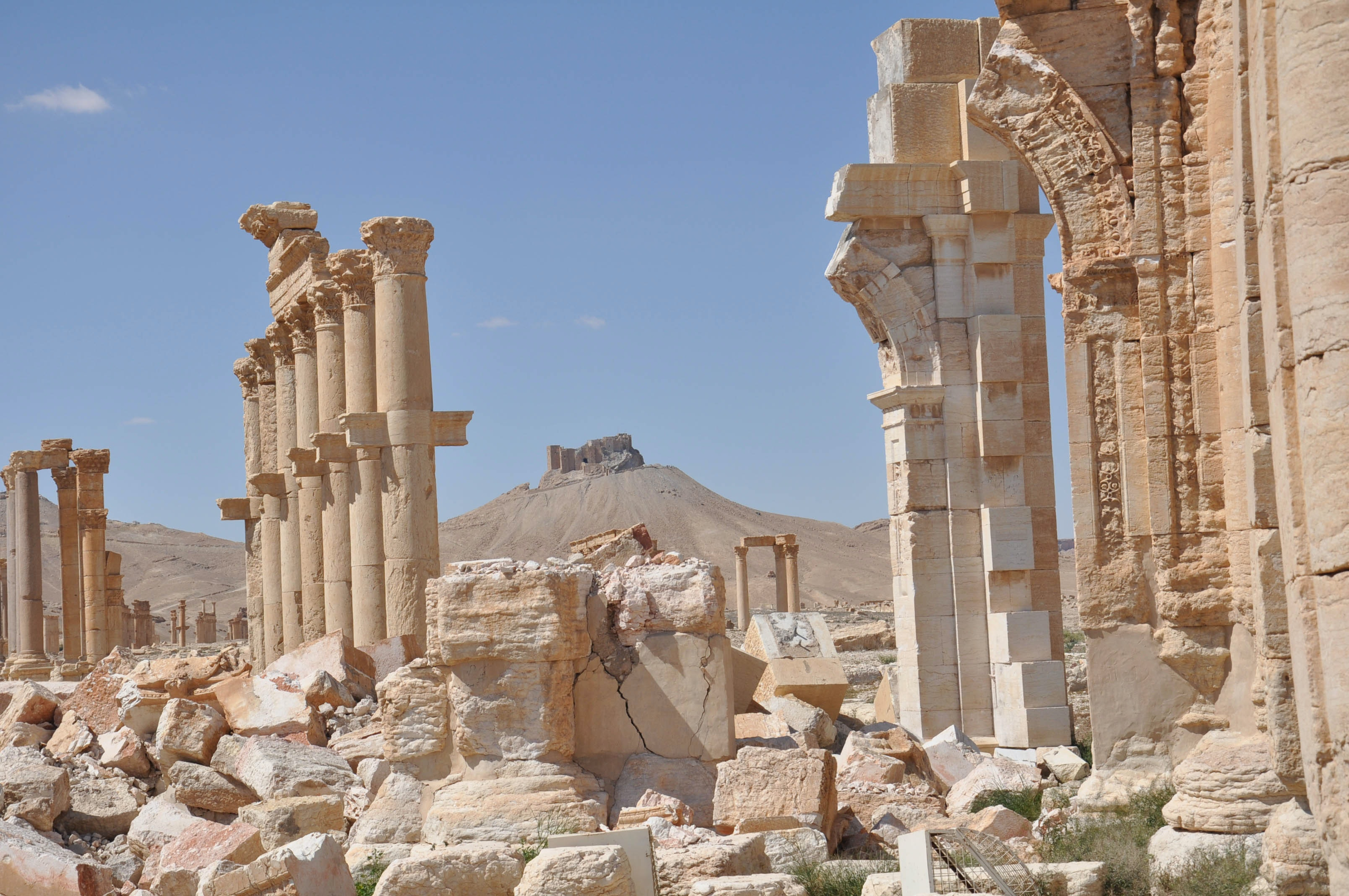 How Islamic State's Destruction of Ancient Palmyra Played Out on Arabic-Language Twitter – New Study