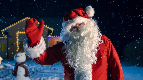 14430a13ee The business of Santa Claus in Lapland – a magical marketing gift