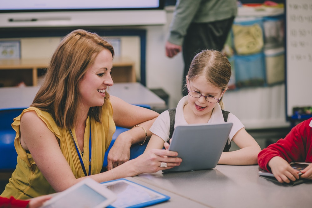 Six ways to support new teachers to stay in the profession