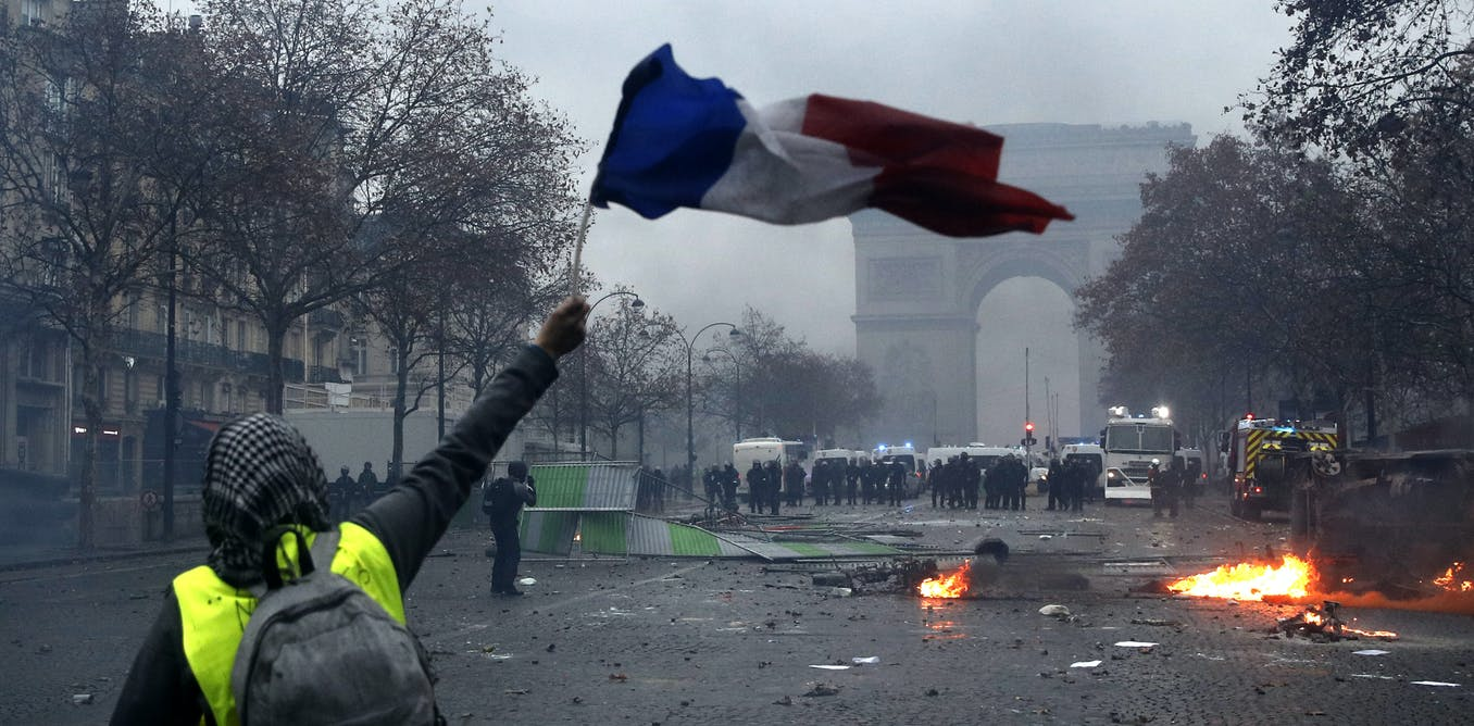 Emmanuel Macron's carbon tax sparked gilets jaunes protests, but popular climate policy is possible