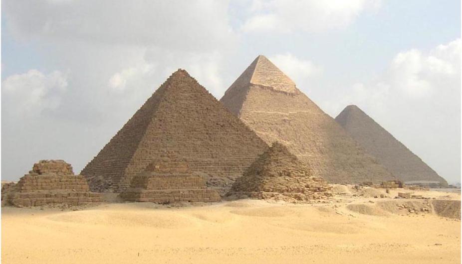 pryramides