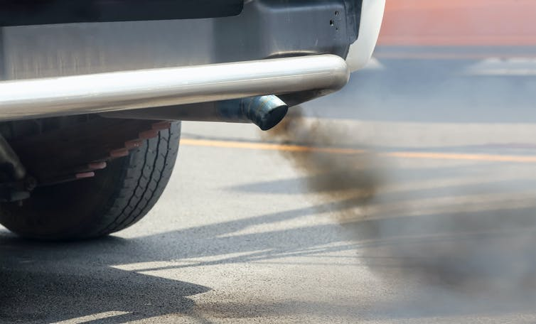 Automobiles are a major cause of the world's air pollution.