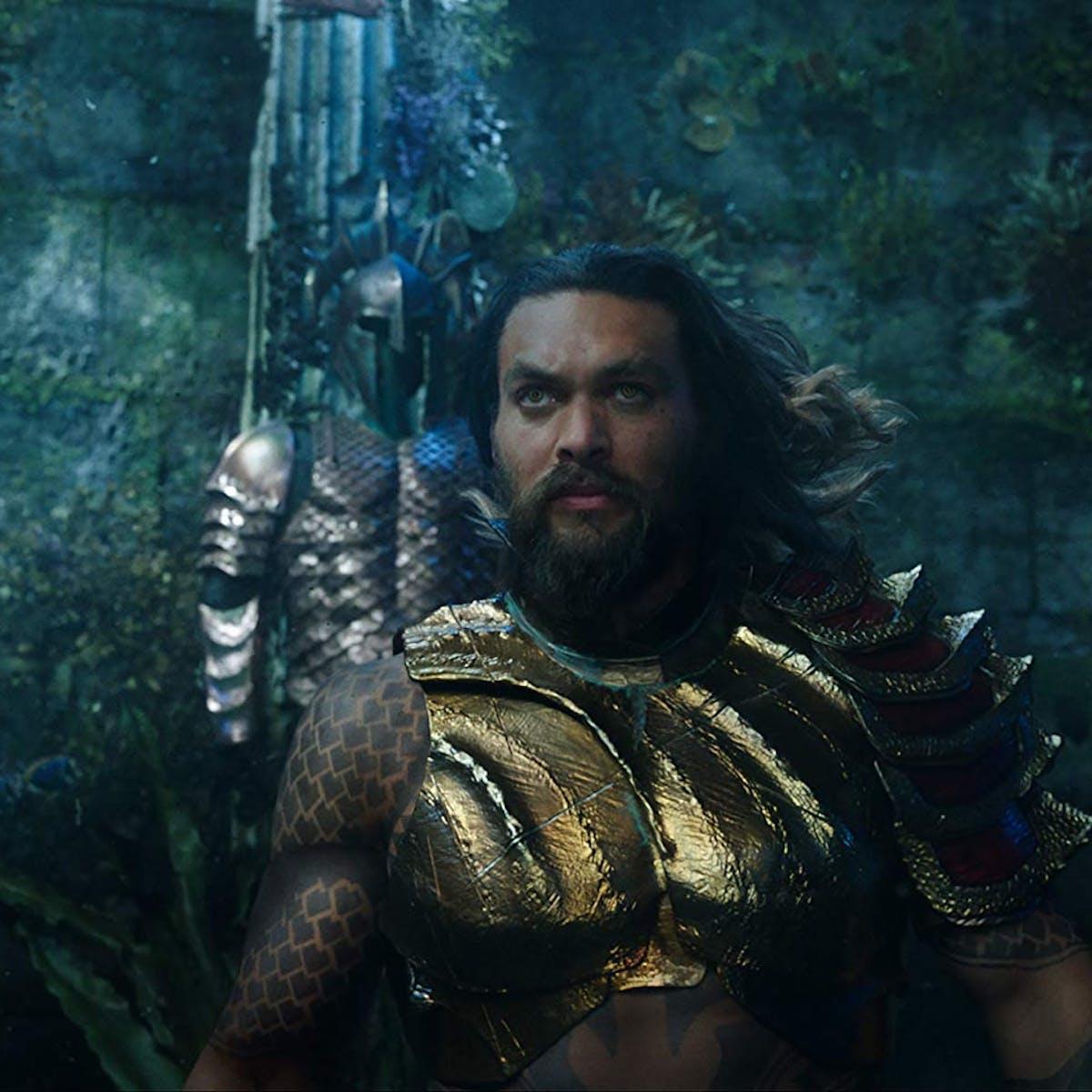 How cinema's new Aquaman draws on the mythology of ancient