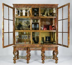 Petronella Oortman and her giant dolls' house