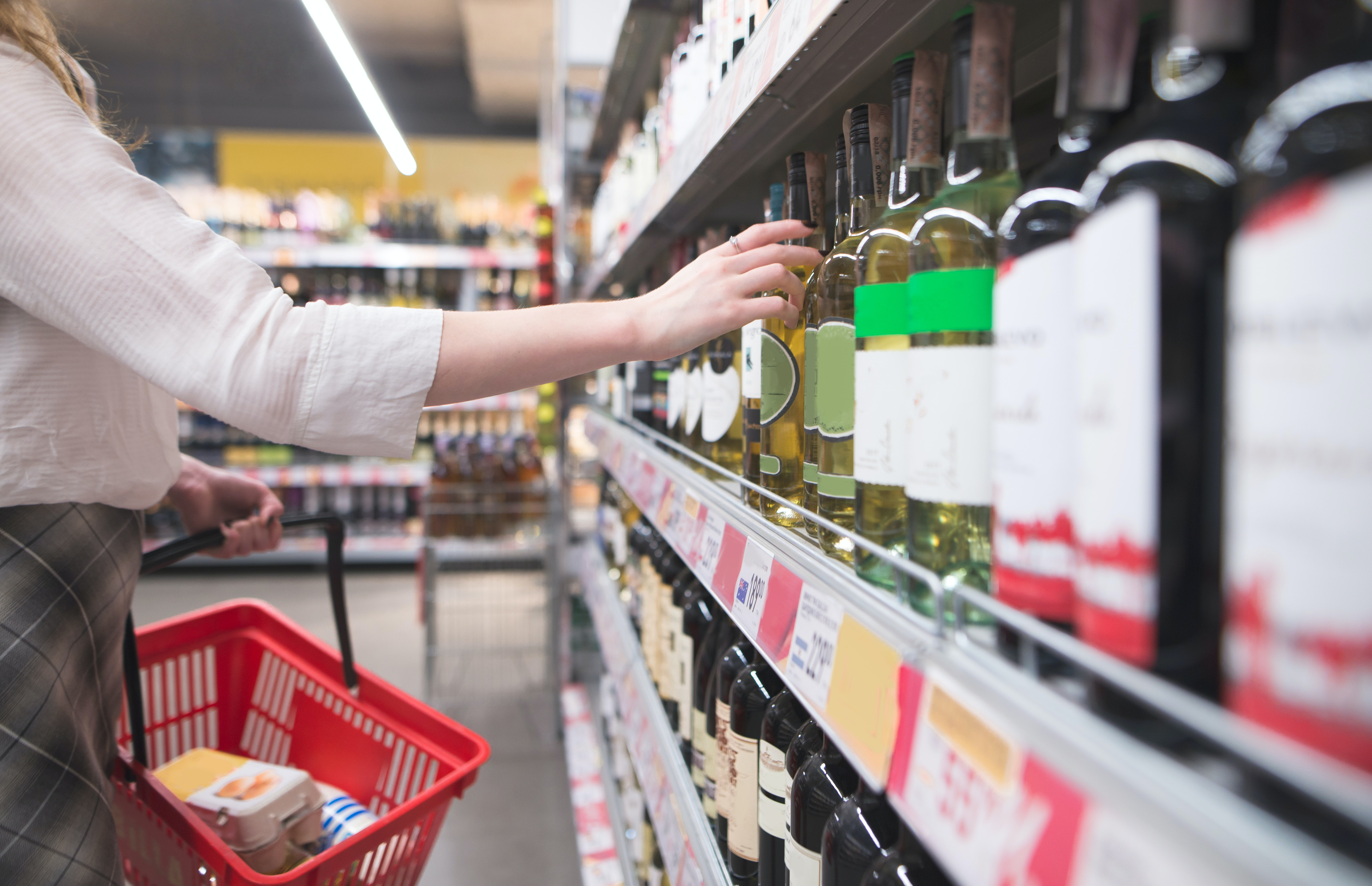 What's the most value for money way to tackle obesity? Increase taxes on alcohol