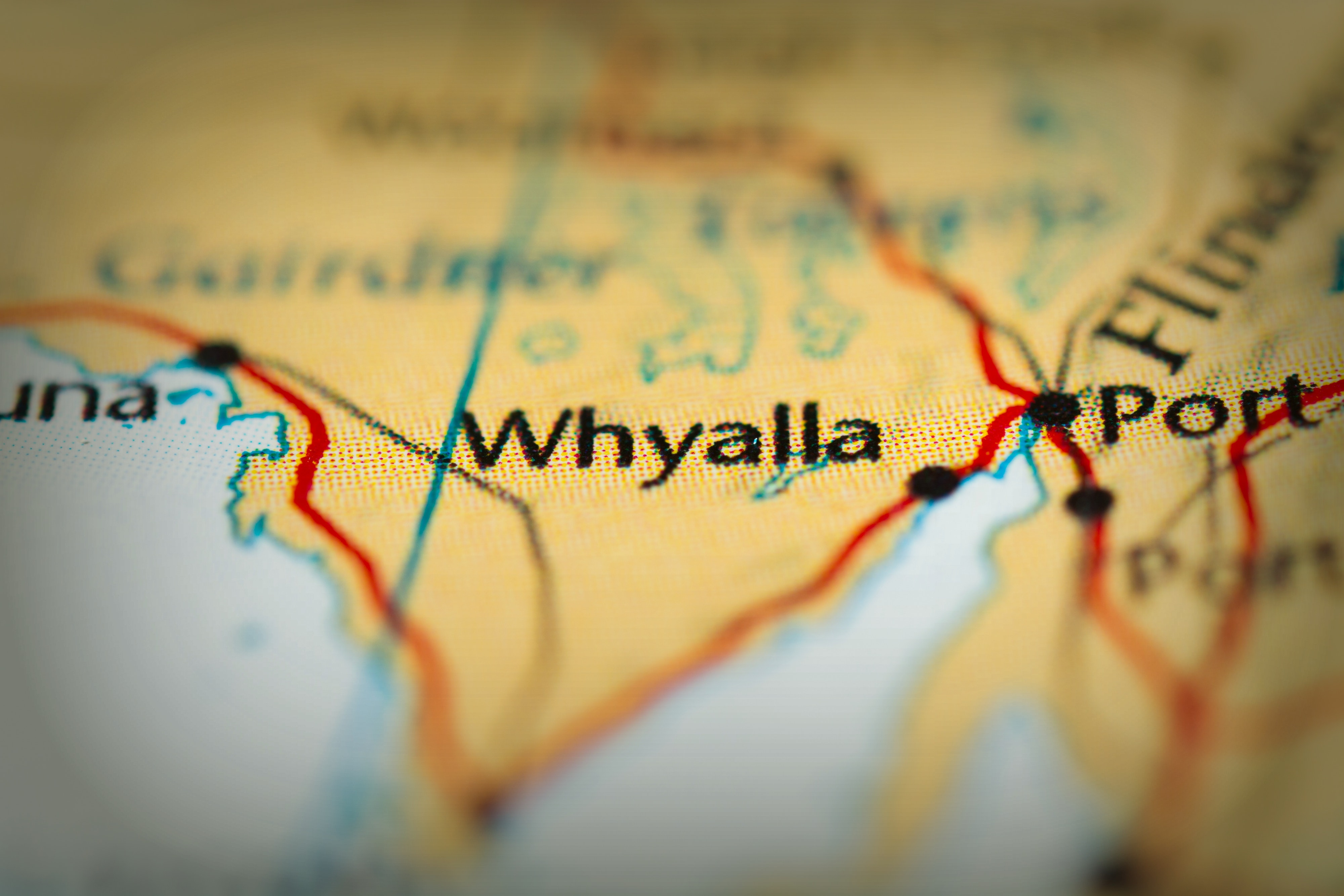 Not wiped out. Why Whyalla, of all places, now has a sustainable future