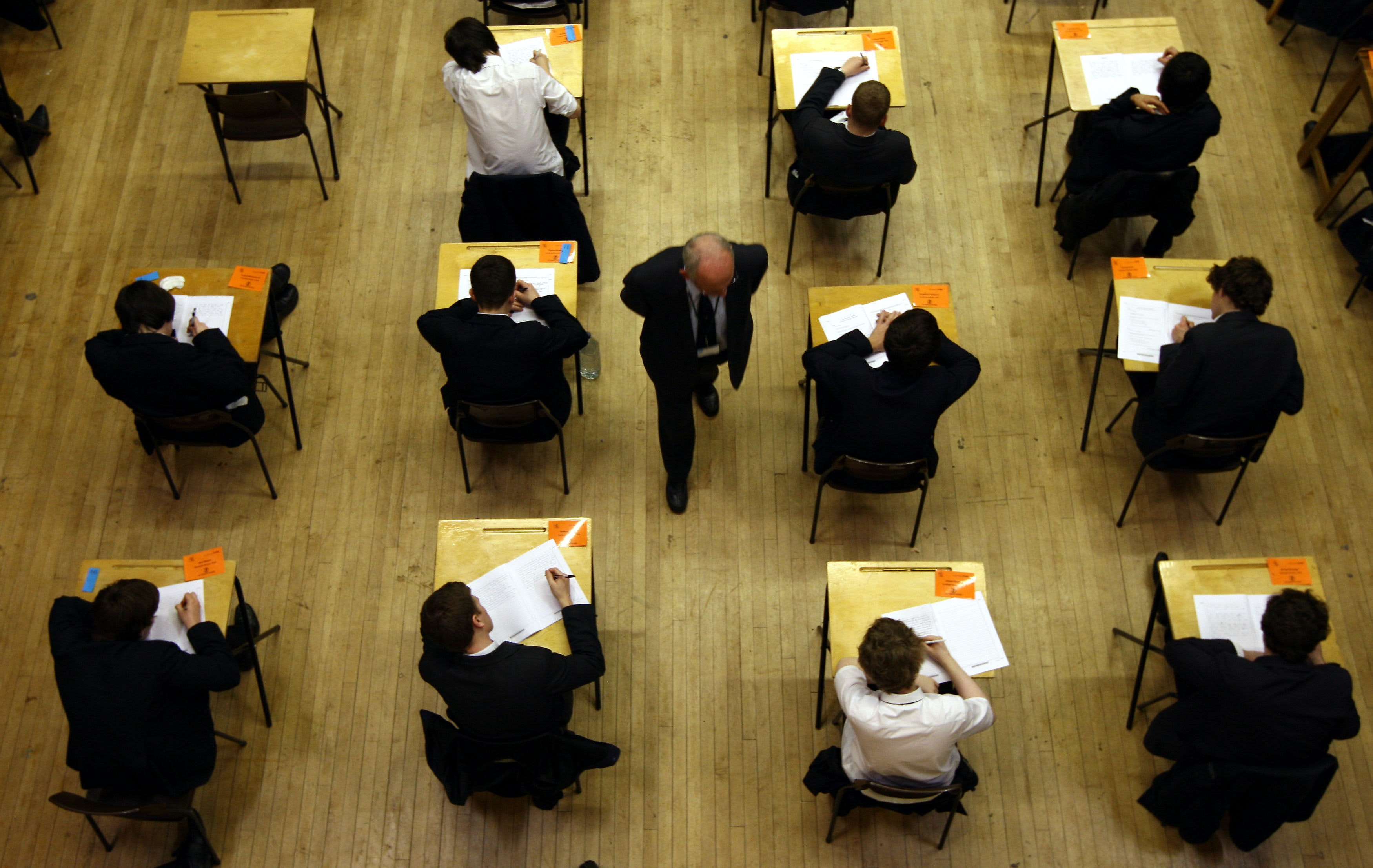 Grammars receive £50m boost, while primary and secondary schools rely on cash donations from parents