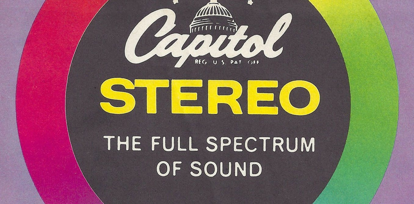 How stereo was first sold to a skeptical public - The Conversation - US