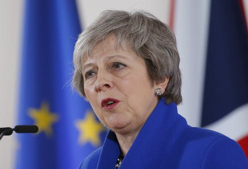 39769c67361 Theresa May's handling of Brexit is a classic case of bad leadership