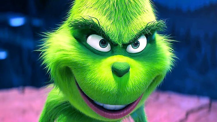 Grinch That Stole Christmas.Can Your Heart Grow Three Sizes A Doctor Reads How The