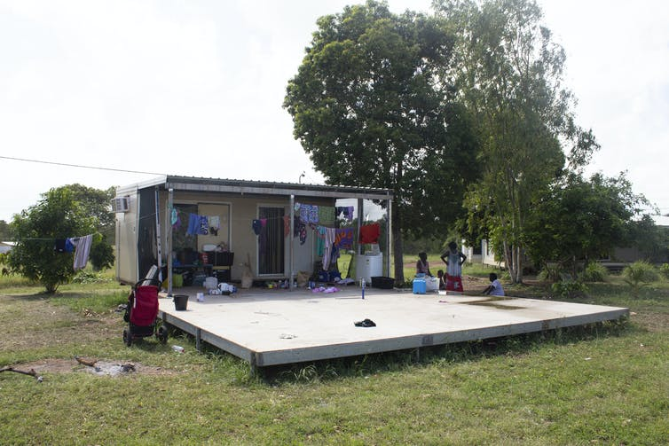 Building in ways that meet the needs of Australia's remote regions