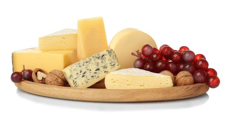 Wrap soft cheeses well and don't consume past the 'use by' date. Africa Studio/Shutterstock