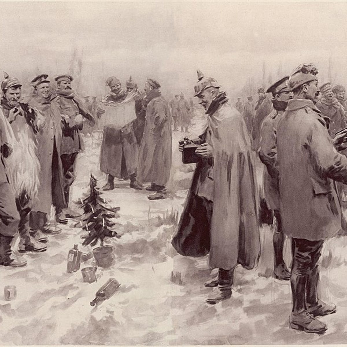 Silent Night: the story of the carol that paused a war