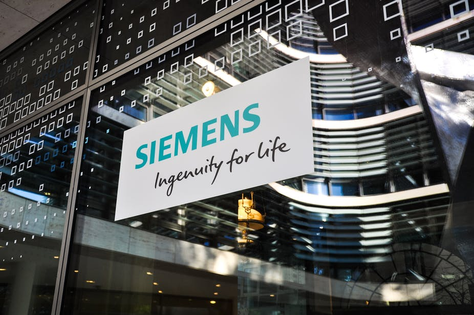 Lessons from the massive Siemens corruption scandal one