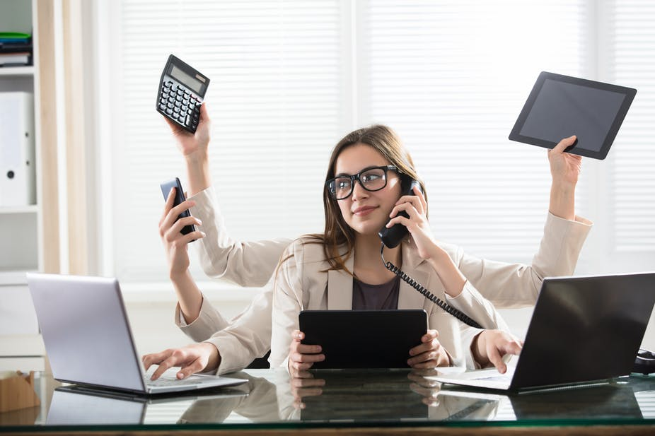 Resultado de imagen de Multitasking