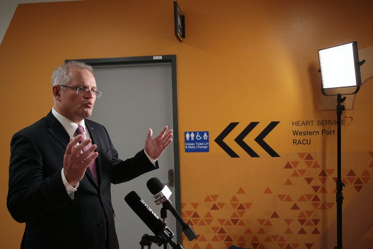 Morrison's health handout is bad policy (but might be good politics)