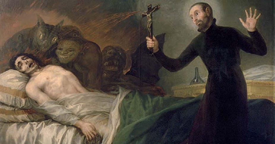 Exorcisms have been part of Christianity for centuries