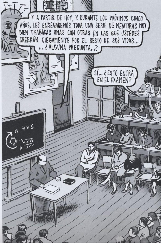 La viñeta se publicó en el primer número de la revista Dinere, de Miguel Brieva. Ediciones Clismón y Doble dosis, 2004.,CC BY-NC-SA
