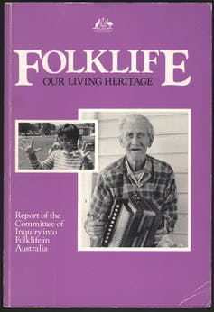 What the folk? Whatever happened to Australia's national folklife centre?
