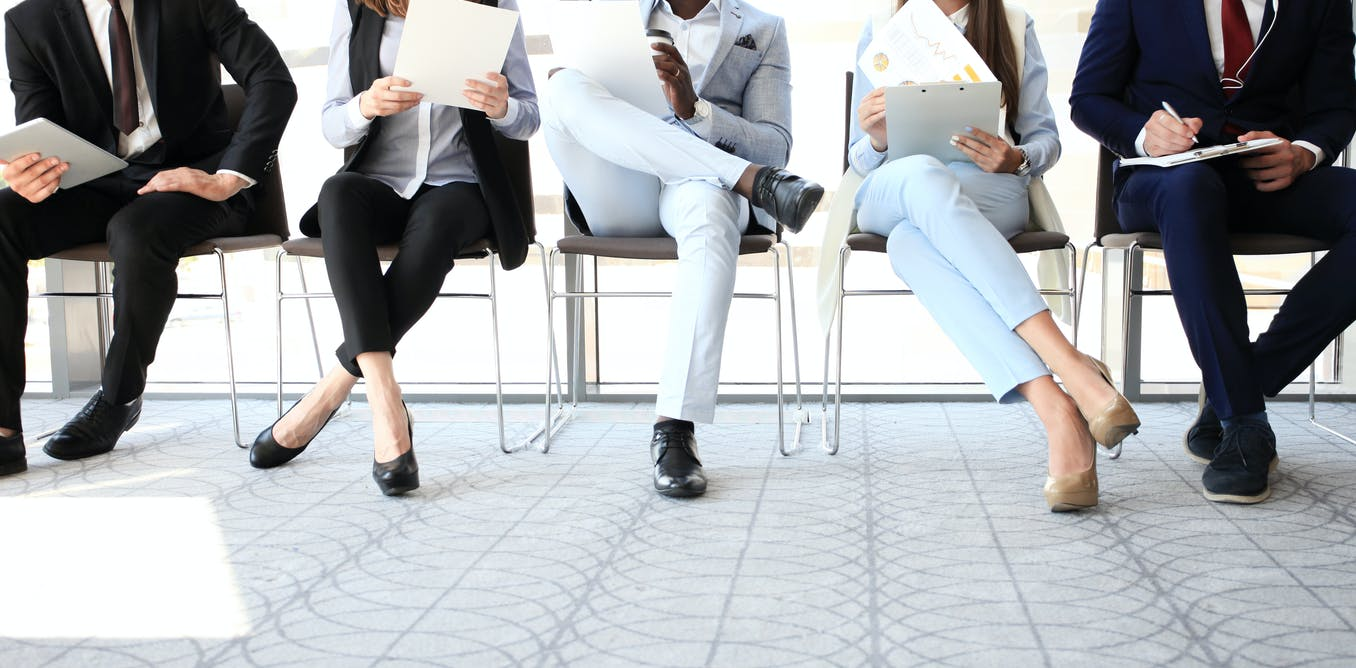 Four common mistakes that can ruin your chances in a job interview
