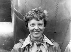 Ameilia Earhart