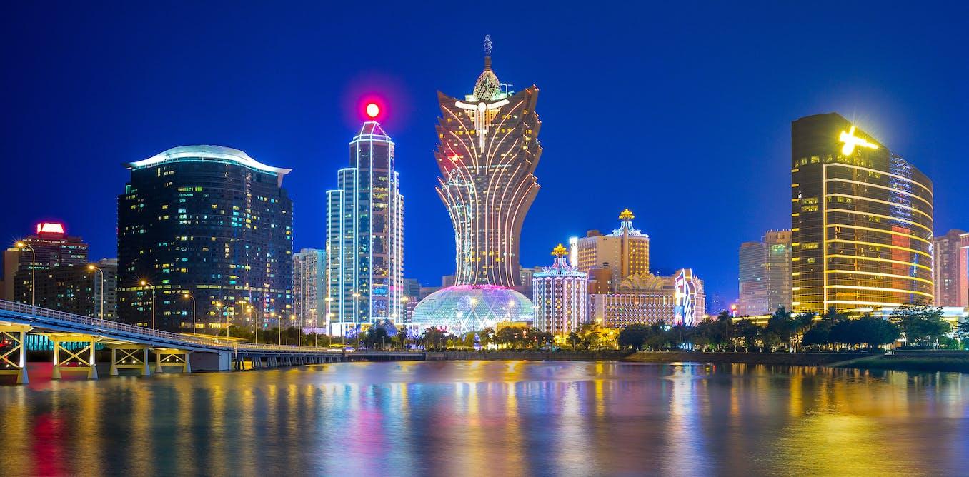 How Macau became the world's casino capital