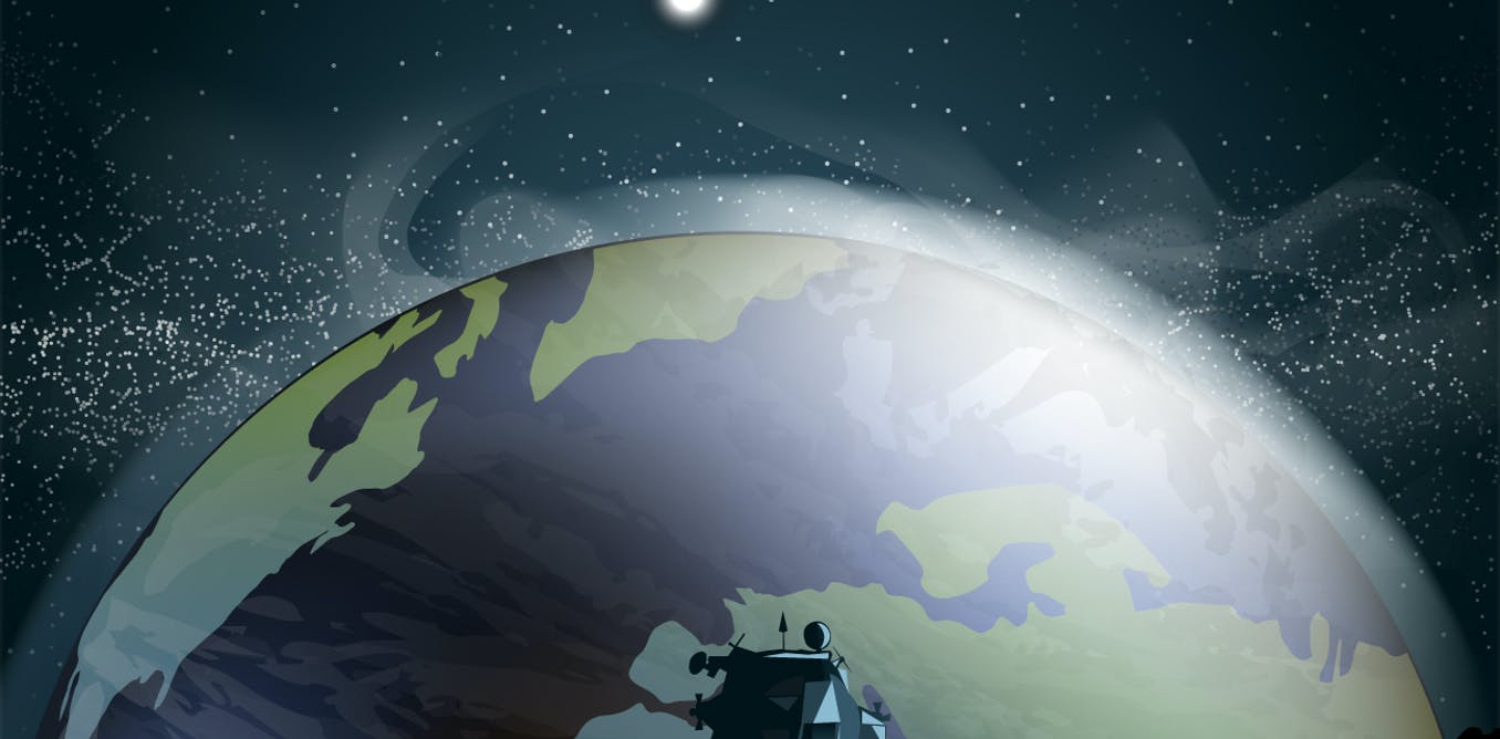 Lucas, 8 ans : « Comment sont faits les astéroïdes ? »