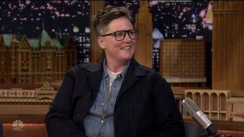 hannah gadsby a royal wedding and a female doctor in 2018 tv got