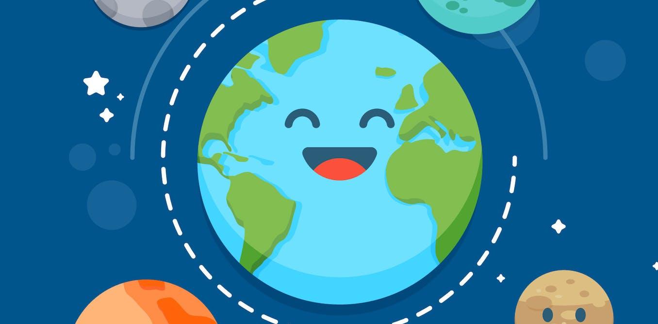 Margot, 7 ans : « Comment la Terre s'est formée ? »