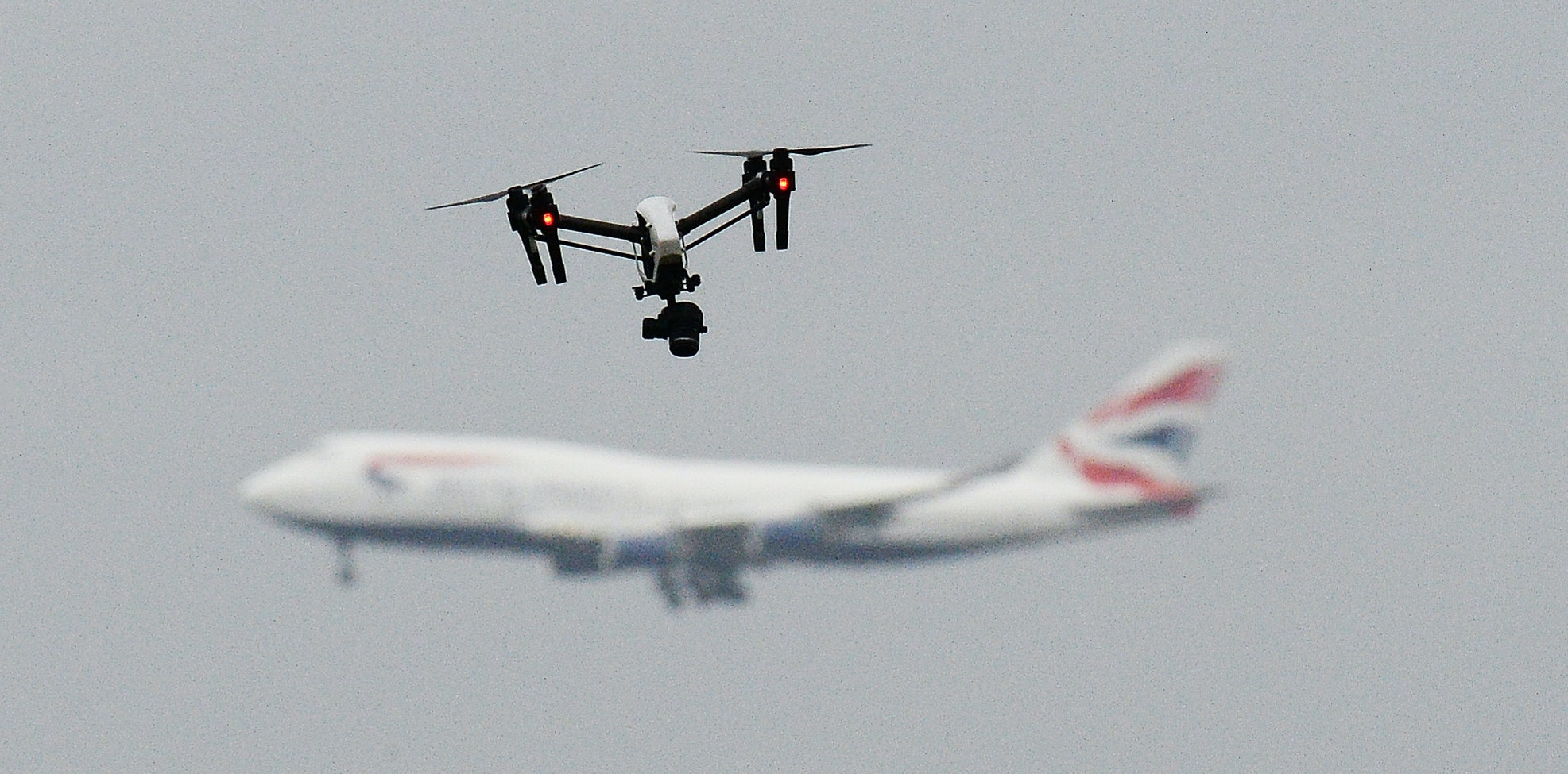 Gatwick drone drama shows how even unarmed UAVs can cause economic chaos and risk to life