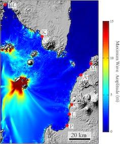 Aktivitas vulkanik di Gunung Anak Krakatau terus meningkat. Statusnya menjadi siaga (Level III).