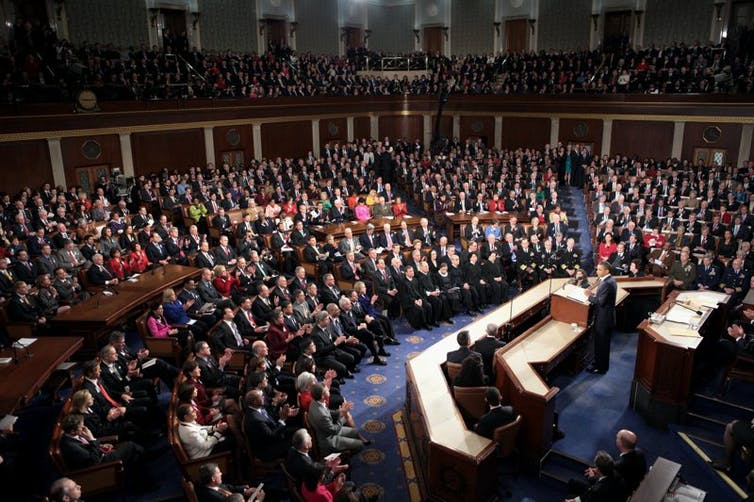 Congress used to pass bipartisan legislation – will it ever again?