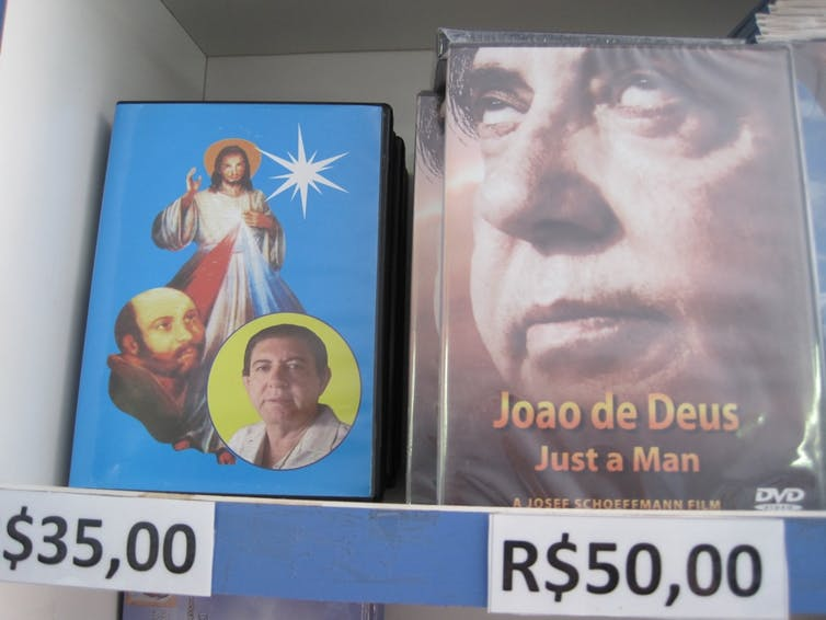 John of God: my encounter with Brazil's accused faith healer