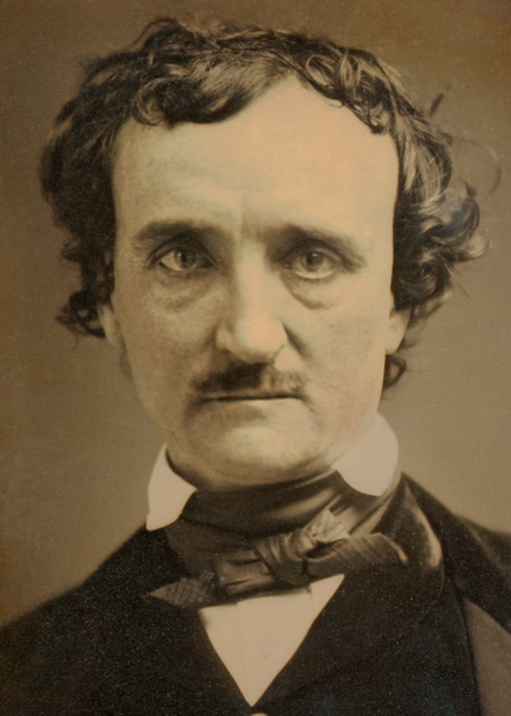 According to Edgar Allen Poe, knowing something is wrong can make it irresistible | Image credit: Wikimedia Commons