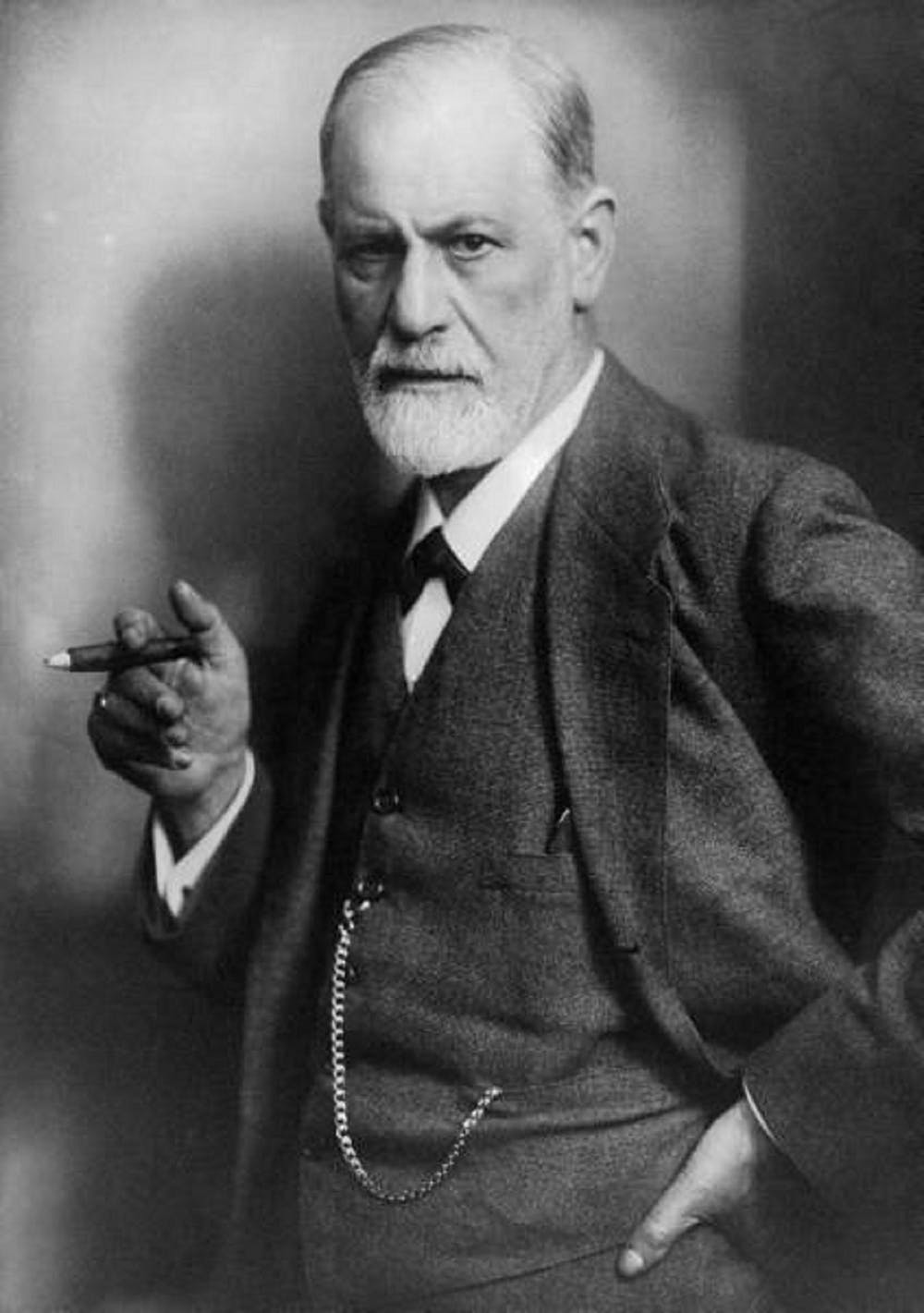 Sigmund Freud wrote of a universal death drive, which he dubbed 'Thanatos' | Image credit: Wikimedia Commons, CC BY-SA