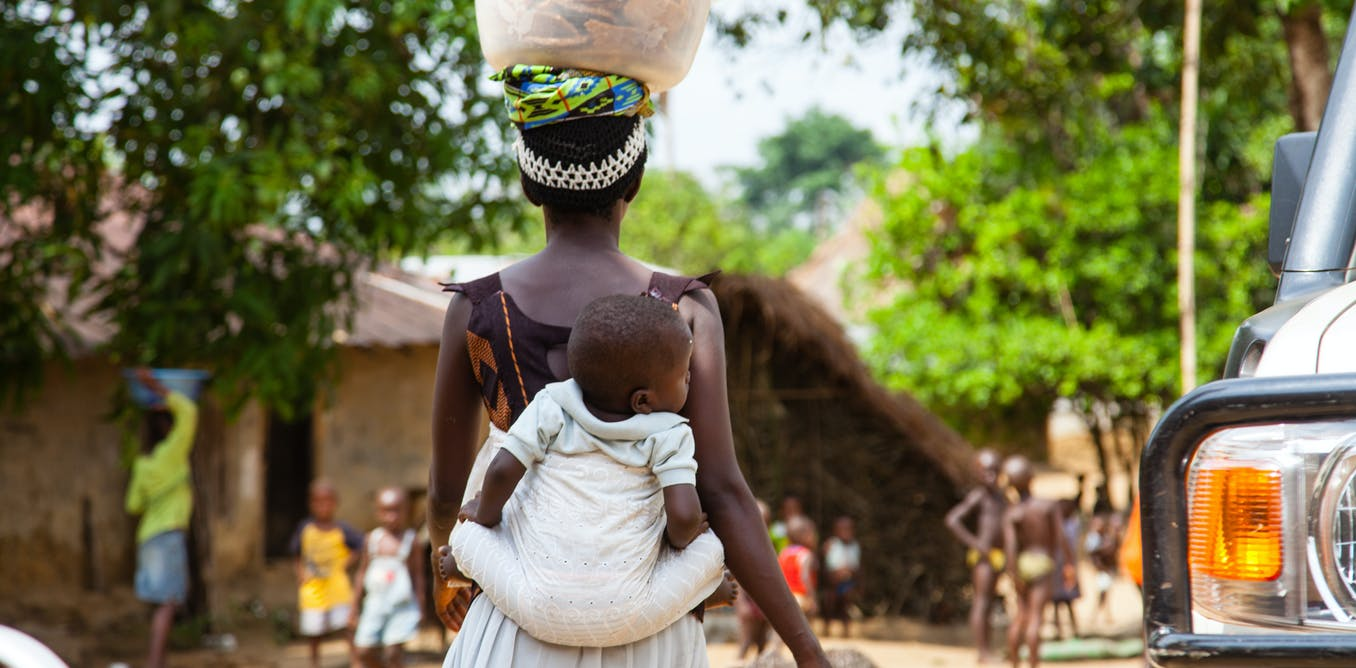 Why Sierra Leonean women don't feel protected by domestic violence laws