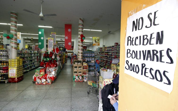 How public ineptitude and private enterprise combined to give Venezuela hyperinflation