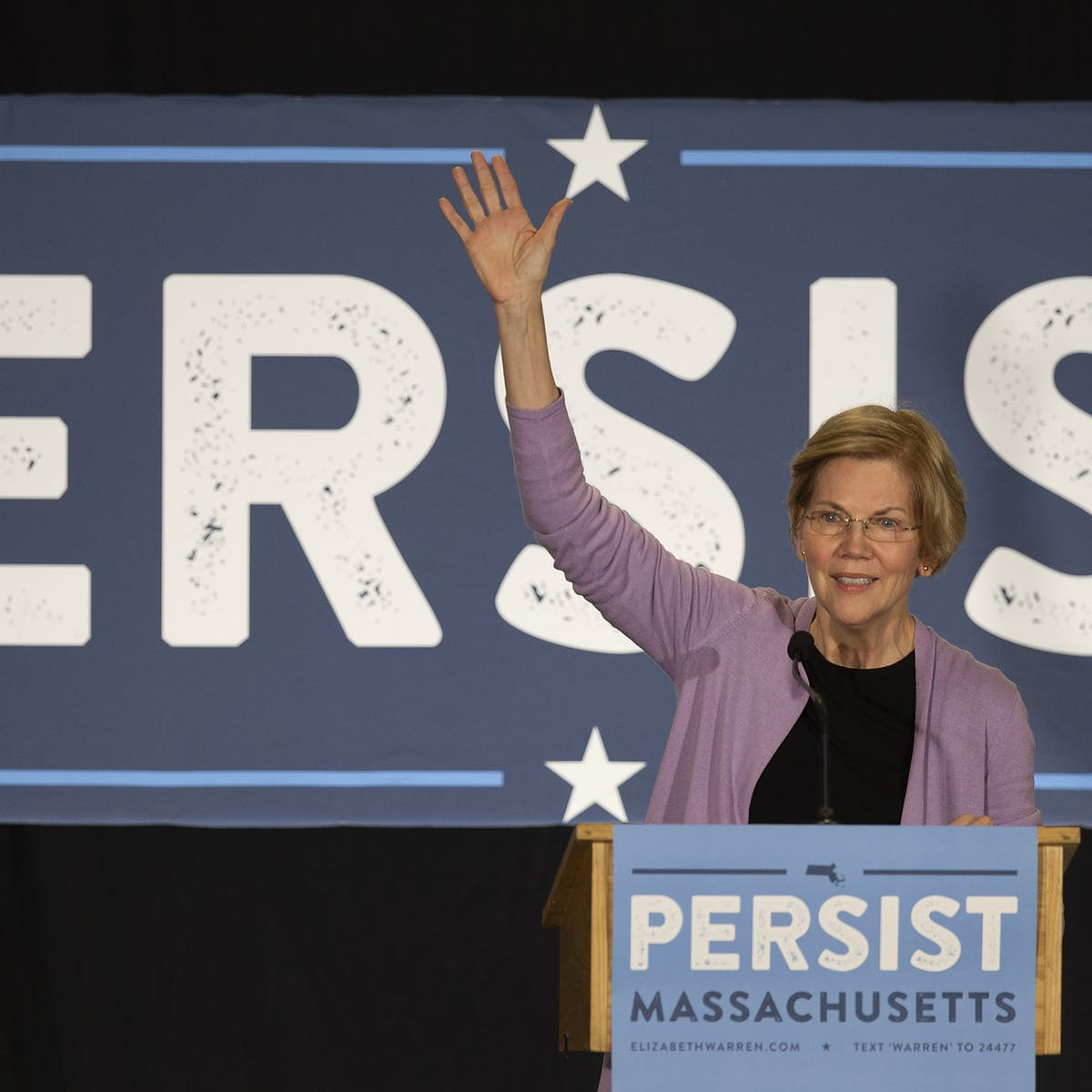 Elizabeth Warren: slurs against her reveal confused US