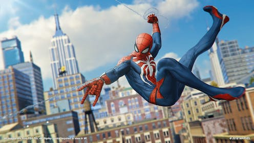 Lessons from 'Spider-Man': How video games could change college ...