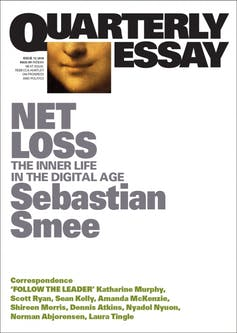 The art of distraction: Sebastian Smee's Quarterly Essay