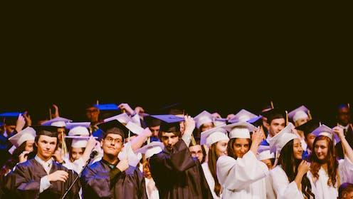 0583f14cf9 Graduate employment is up