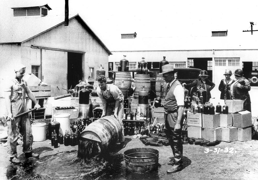 The Prohibition-era origins of the modern craft cocktail