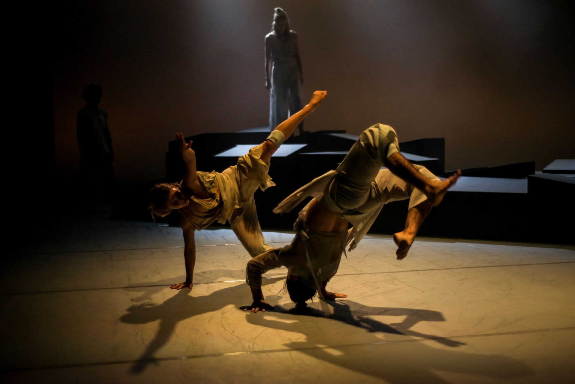 Dancenorth's Dust is ambitious theatre in an age of uncertainty
