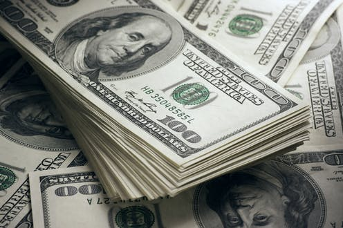 Us Dollar Noten Stückelung