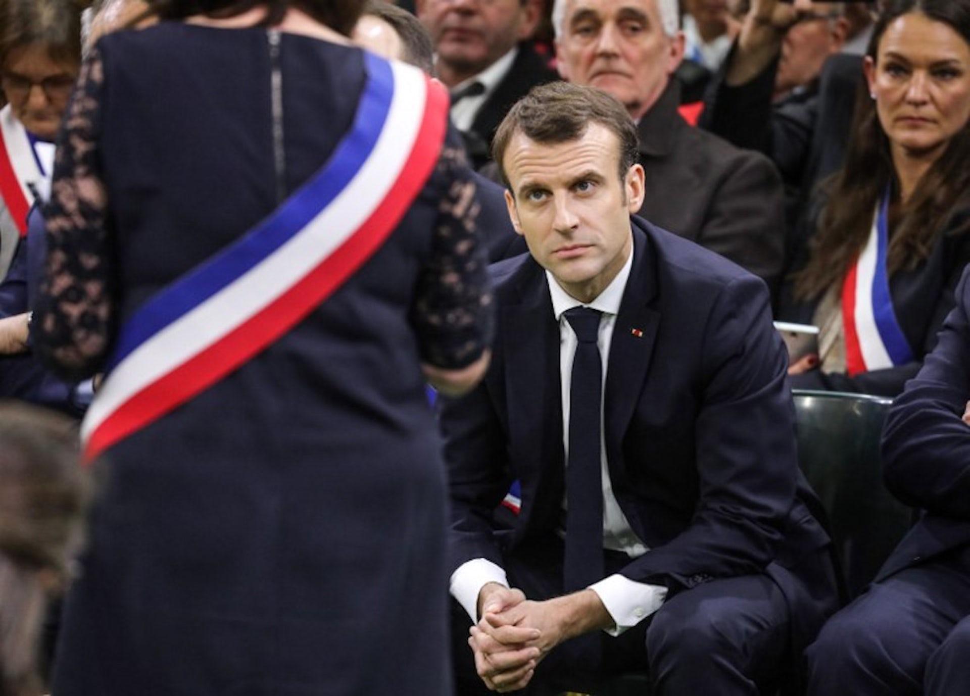 « Jupiter » Macron tente de rejouer la carte du « nous » avec les Français