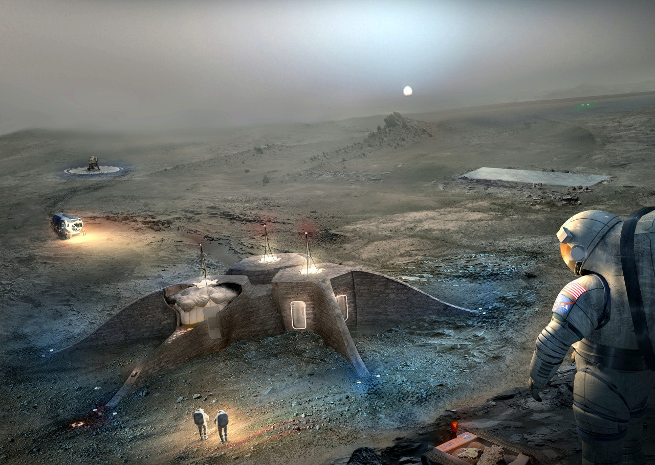 How realistic are China's plans to build a research station on the Moon?