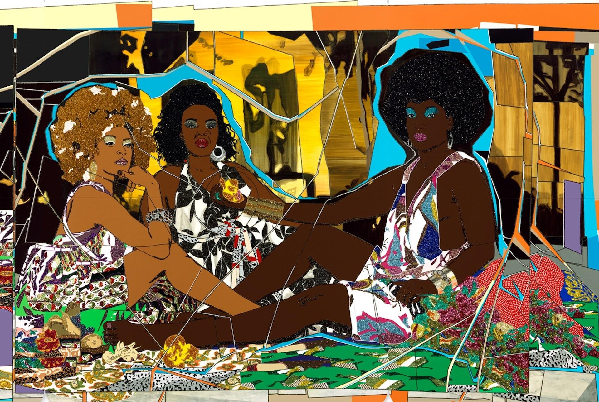 Black Canadian women artists detangle the roots of Black beauty